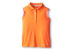 Nike Kids Sleeveless Polo (Little Kids/Big Kids) (Turf Orange)