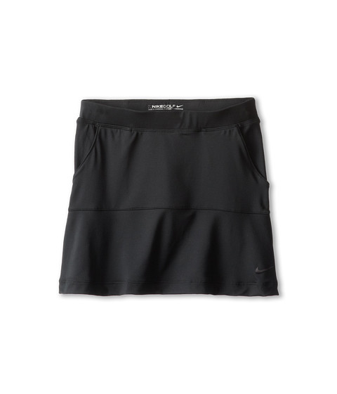 Nike Kids - Skort (Little Kids/Big Kids) (Black) Girl