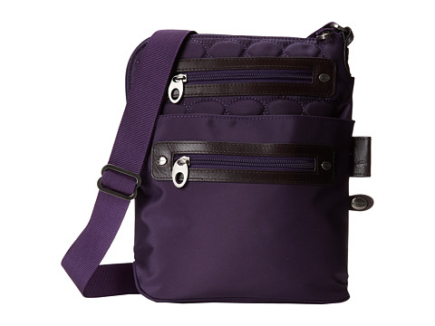 Mosey - Sidewinder (Grape Jelly) Cross Body Handbags