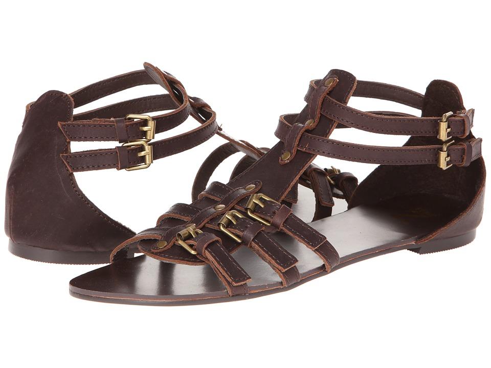 Type Z - Skoen (Brown) Women's Shoes