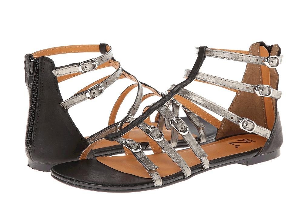 Type Z - Opanek (Black/Multi) Women's Shoes