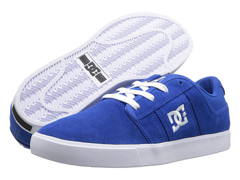 DC - RD Grand (Nautical Blue) Men's Skate Shoes