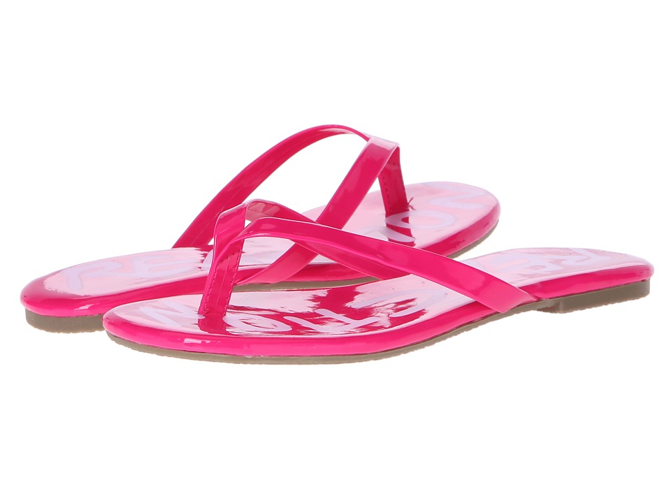 Kenneth Cole Reaction Kids Walk On The Tune Girls Shoes (Pink)