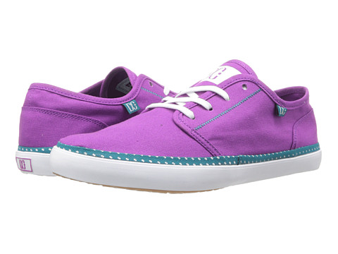 DC - Studio LTZ W (Purple Wine) Women's Skate Shoes