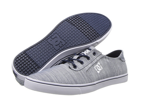 DC - Gatsby 2 TX SE (DC Navy/White) Women's Skate Shoes