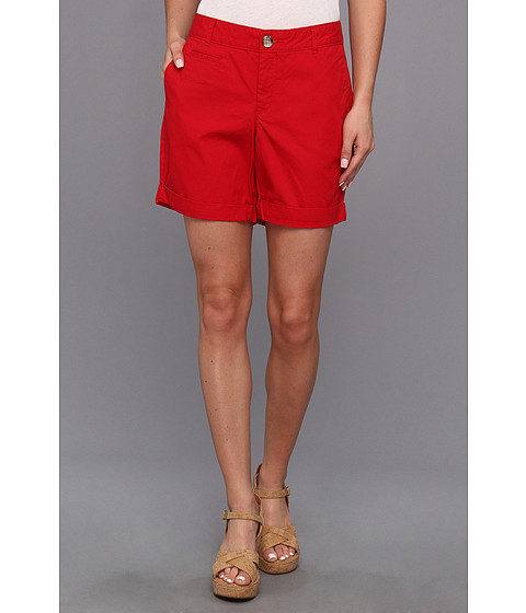 Dockers Misses - Beach Short (Solid - Rodder Red) Women