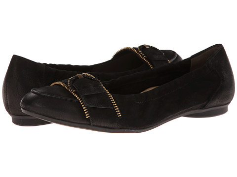 Paul Green - Veda (Black) Women's Slip on Shoes