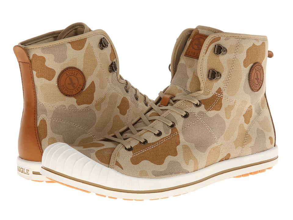 Image of AIGLE - Kitangiri (Camo) Men's Shoes