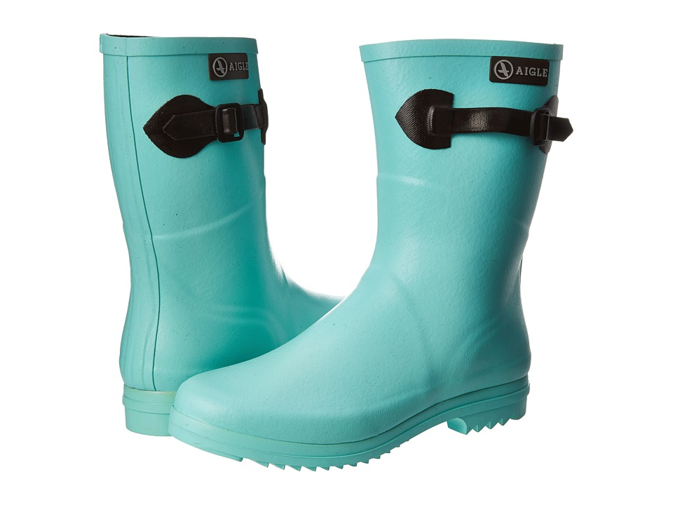 Image of AIGLE - Chanteboot Pop (Jade) Women's Boots