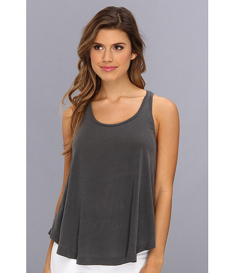 Splendid - Vintage Whisper Tank (Lead) Women