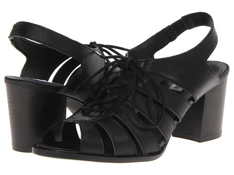 Steve Madden - Benchh (Black Leather) High Heels
