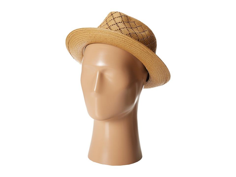 Goorin Brothers - Emile (Tan) Fedora Hats