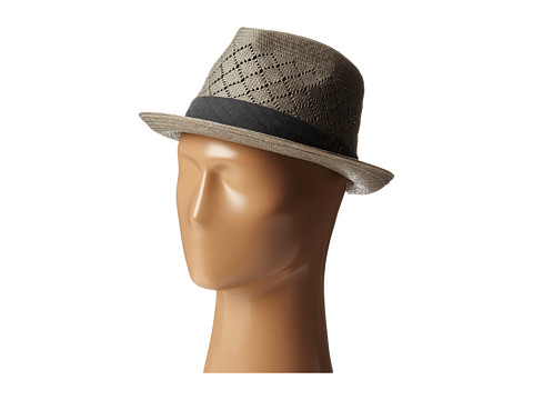 Goorin Brothers - Emile (Grey) Fedora Hats