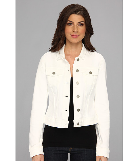 Paige - Vermont Jacket in Optic White (Optic White) Women
