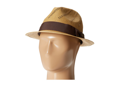 Goorin Brothers - Hugo (Natural) Fedora Hats