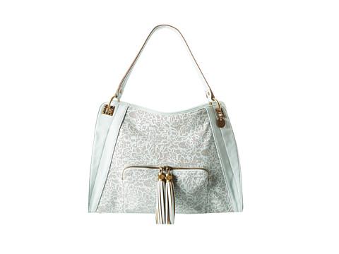 Jessica Simpson Miranda Satchel (Opal) Satchel Handbags
