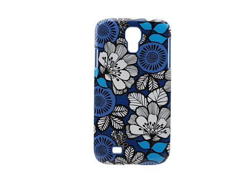 Vera Bradley Snap On Case for Samsung Galaxy S 4 (Blue Bayou) Cell Phone Case