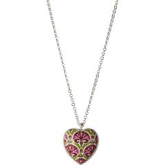 SALE! $16.99 - Save $11 on Vera Bradley Heart Necklace (Julep Tulip) Jewelry - 39.32% OFF $28.00