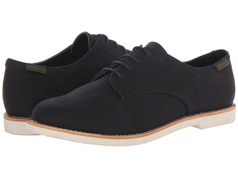 Bass - Elly-2 (Black Bond Canvas Fabric) Women's Shoes