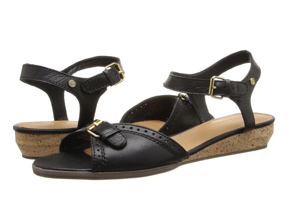 Bass - Jemima (Black) Women's Sandals