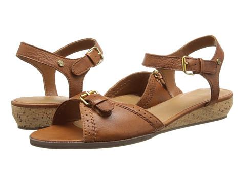 Bass - Jemima (Whiskey) Women's Sandals