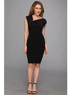SALE! $146.99 - Save $221 on Elie Tahari Kyler Dress (Black) Apparel - 60.06% OFF $368.00