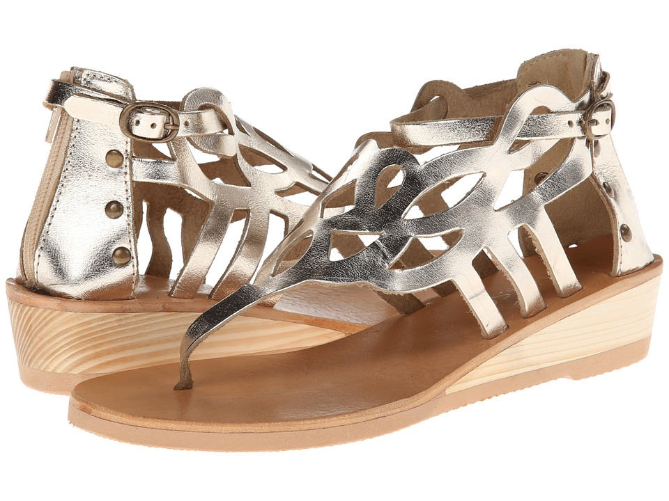 Matisse - Reclaim (Gold) Women's Sandals