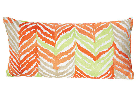 Trina Turk - Louis Nui Multi Oblong Pillow (Multi) Sheets Bedding