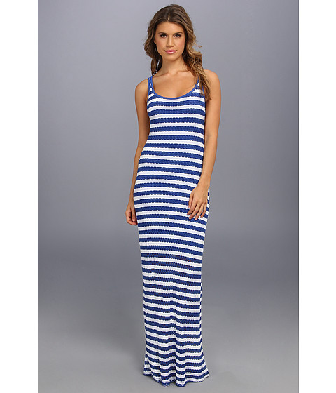 Tart - Elodie Maxi (Blue/White Stripe) Women