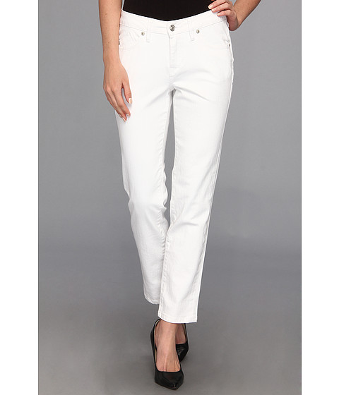 Jag Jeans - Drew Slim Ankle in White (White) Women