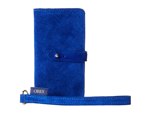 Obey - Adieu Suede Smartphone Case (Cobalt/Cobalt/Academy) Cell Phone Case