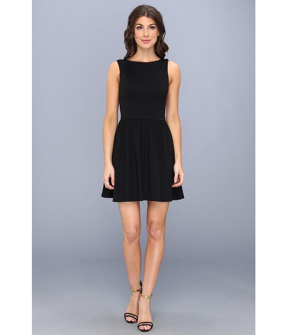 Susana Monaco - Mila Dress (Black) Women