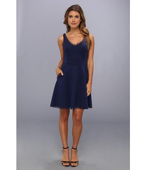 Susana Monaco - Leorna Dress (Inkwell) Women