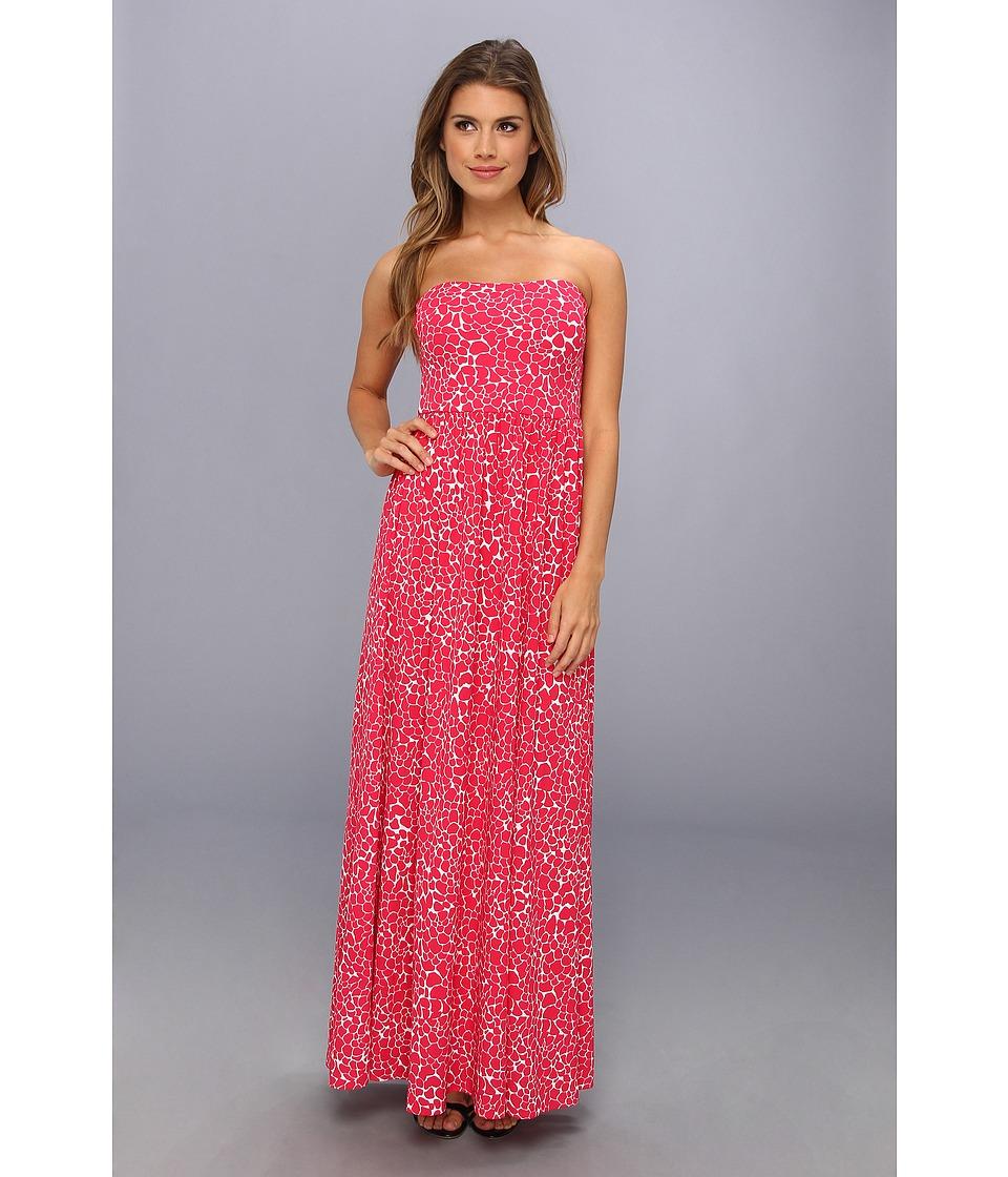 Susana Monaco Taylor Maxi Dress (Diva) Women