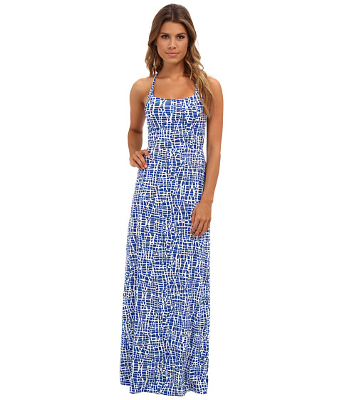 Susana Monaco - Brooke Dress (Sapphire) Women