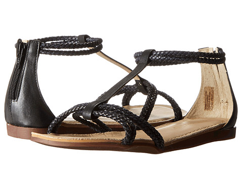 Sebago - Poole T-Strap (Black) Women