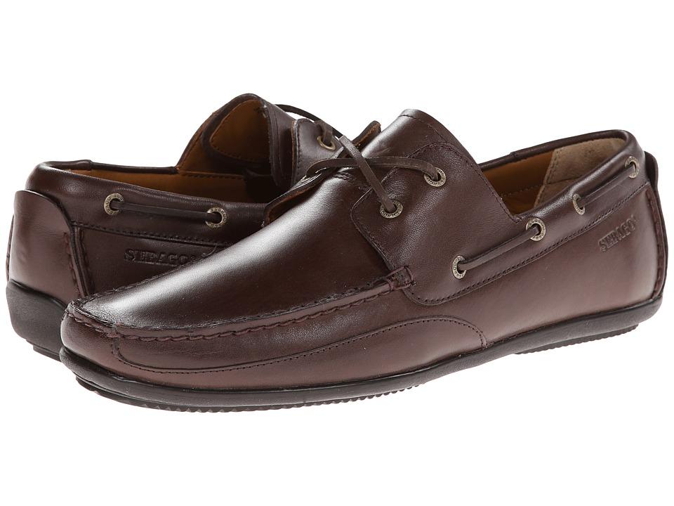 Sebago - Canton Two-Eye (Dark Brown) Men's Shoes