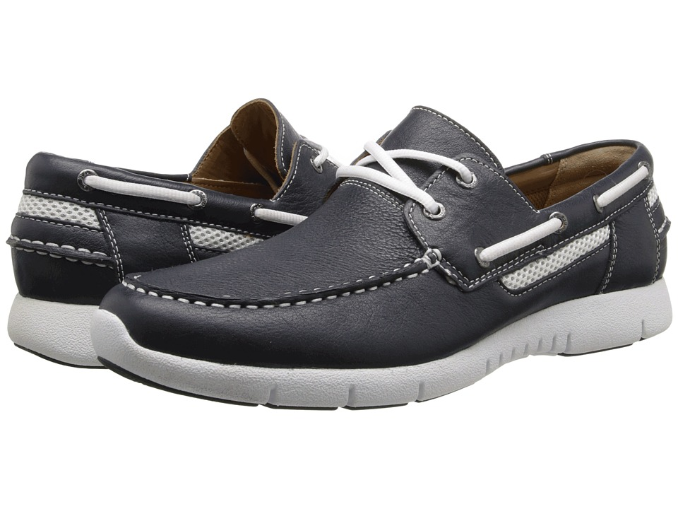 Sebago - Kingsley Two-Eye (Navy) Men