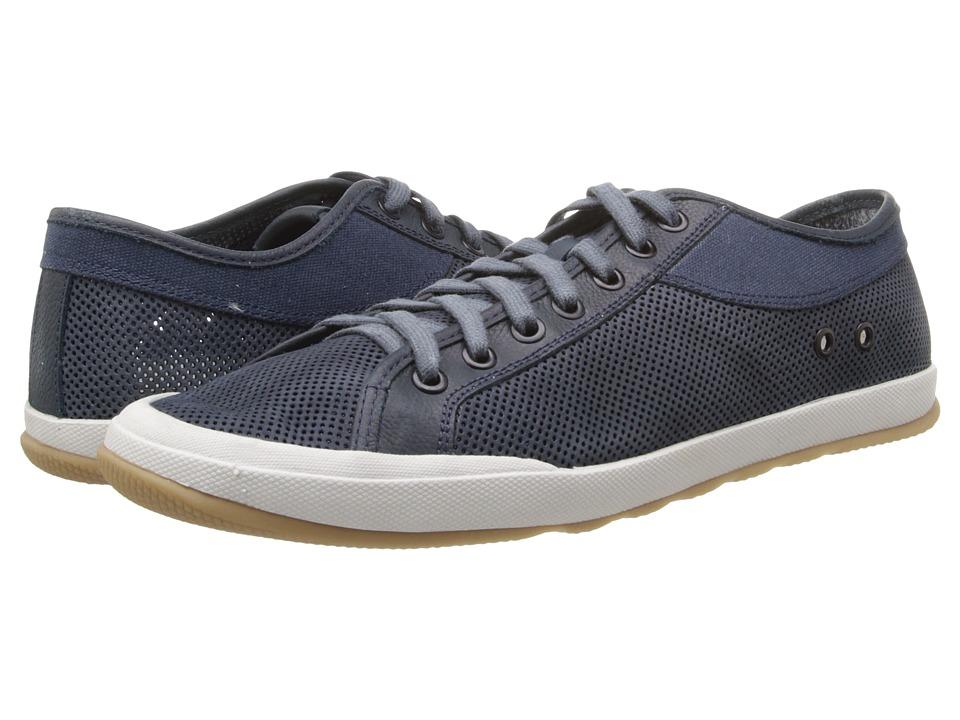Sebago - Vernon Lace (Navy) Men's Shoes