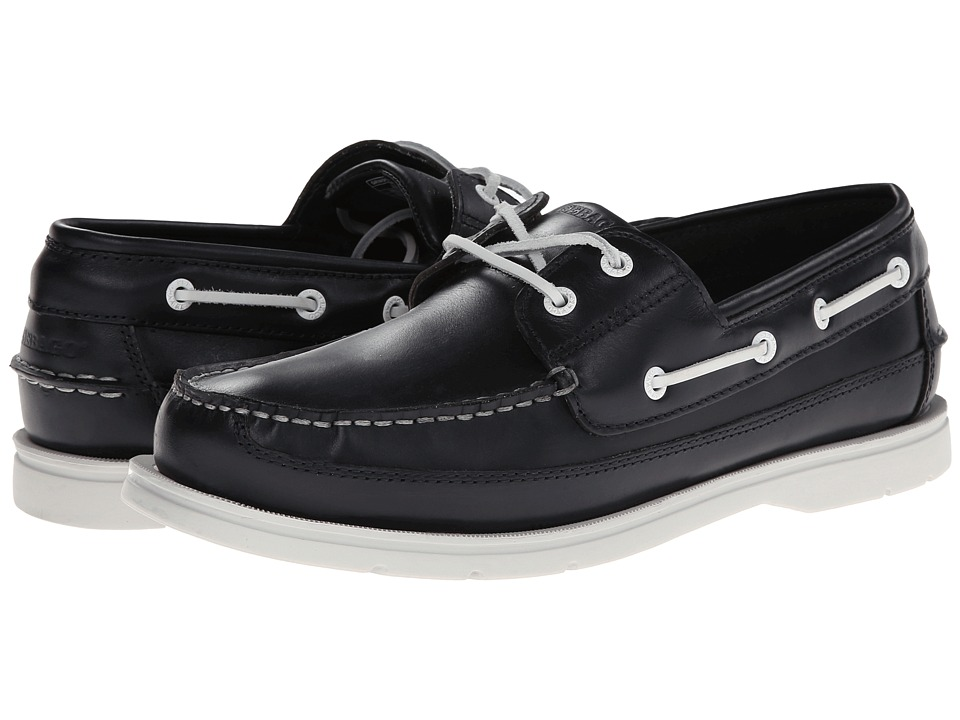 Sebago - Grinder (Navy) Men's Shoes