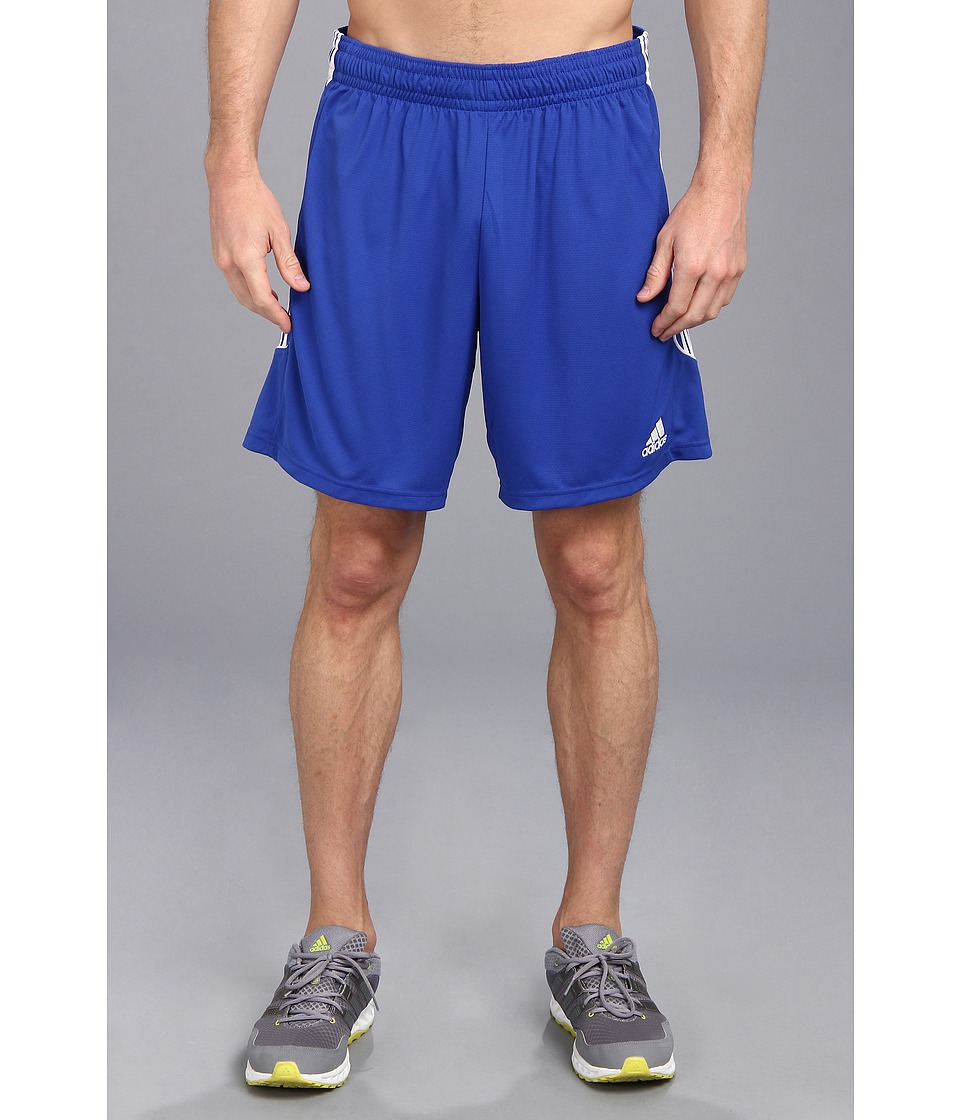 adidas - Squadra 13 Short (Cobalt/White) Men's Shorts