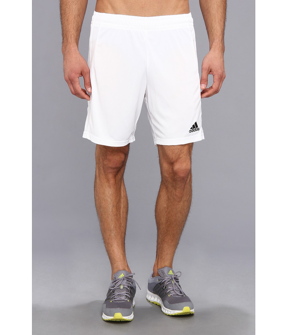 adidas - Squadra 13 Short (White) Men's Shorts