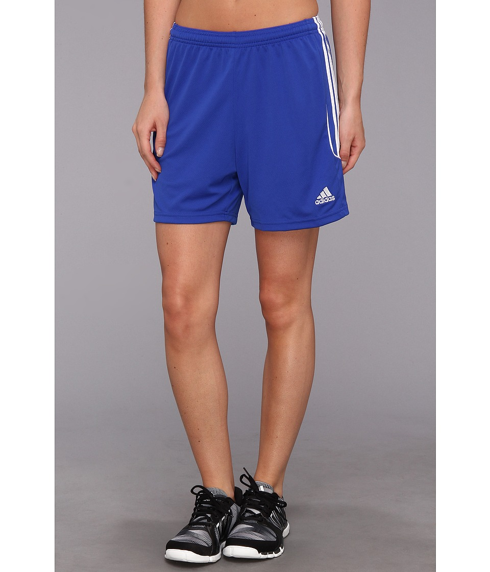 adidas - Squadra 13 Short (Cobalt/White) Women's Shorts