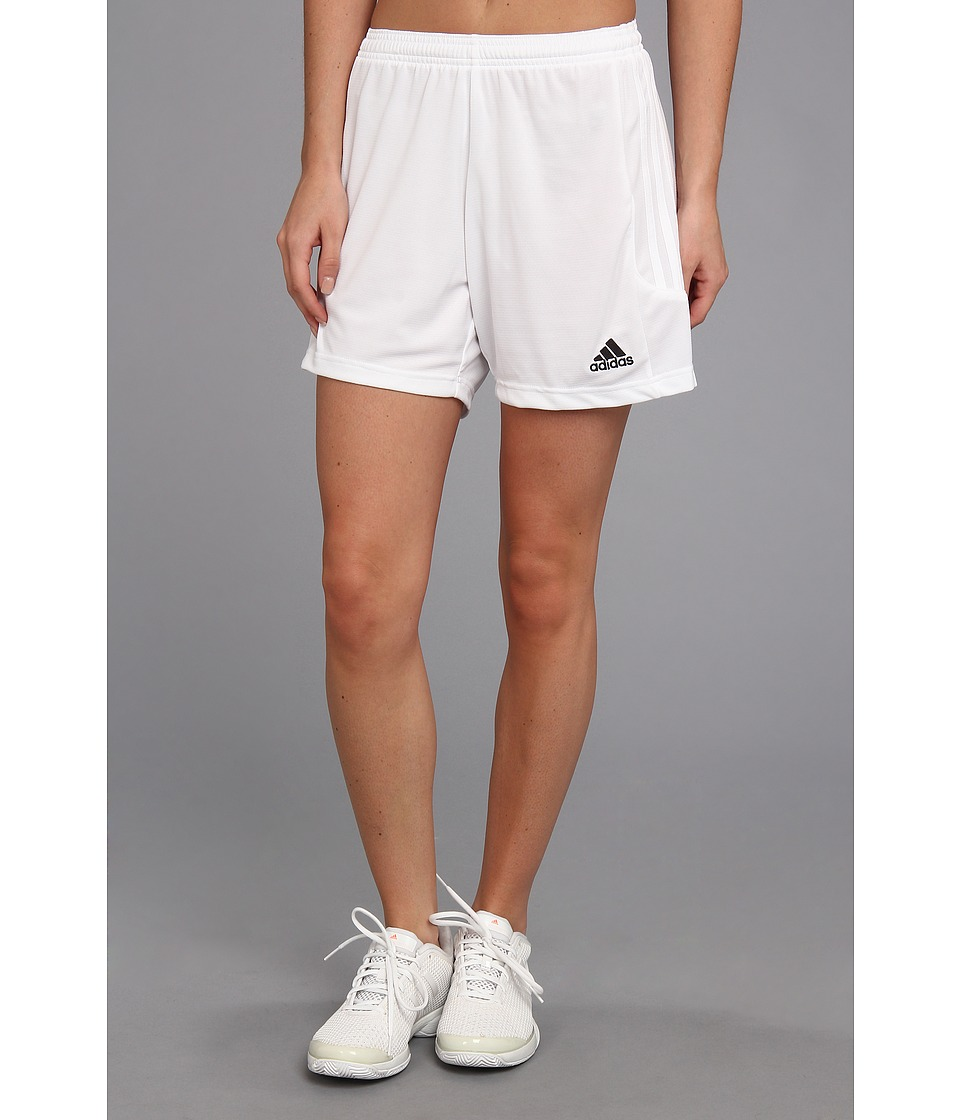 adidas - Squadra 13 Short (White) Women's Shorts