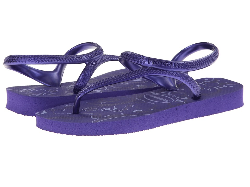 Havaianas - Flash Urban Fresh Flip Flops (Ice Violet) Women's Shoes