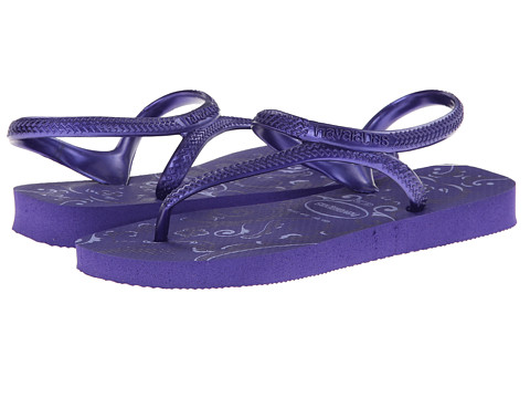 Havaianas - Flash Urban Fresh Flip Flops (Ice Violet) Women