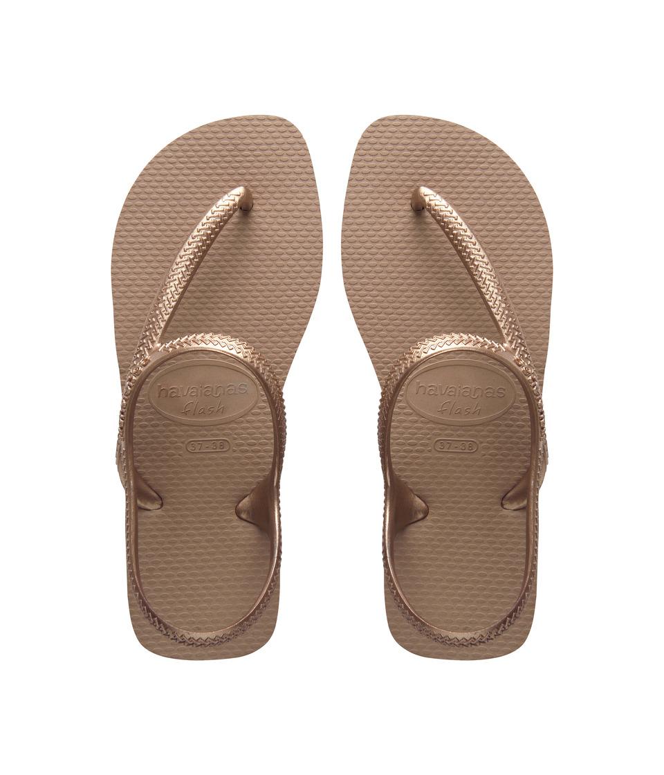 Havaianas - Flash Urban Flip Flops (Rose Gold) Women's Shoes