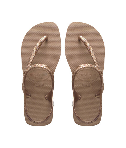 Havaianas - Flash Urban Flip Flops (Rose Gold) Women's Shoes