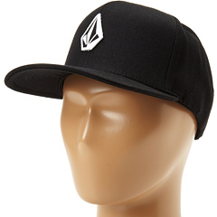 SALE! $11.99 - Save $8 on Volcom Stone Snap Back Hat (Big Kid) (Black) Hats - 38.51% OFF $19.50