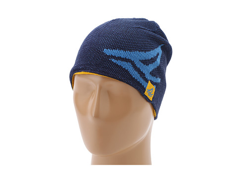 Sperry Top-Sider - Reversible Beanie (Navy) Beanies
